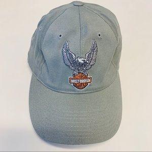 Harley-Davidson Gray Hat NWOT Size L-XL